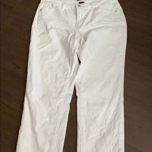 Awesome white jeans